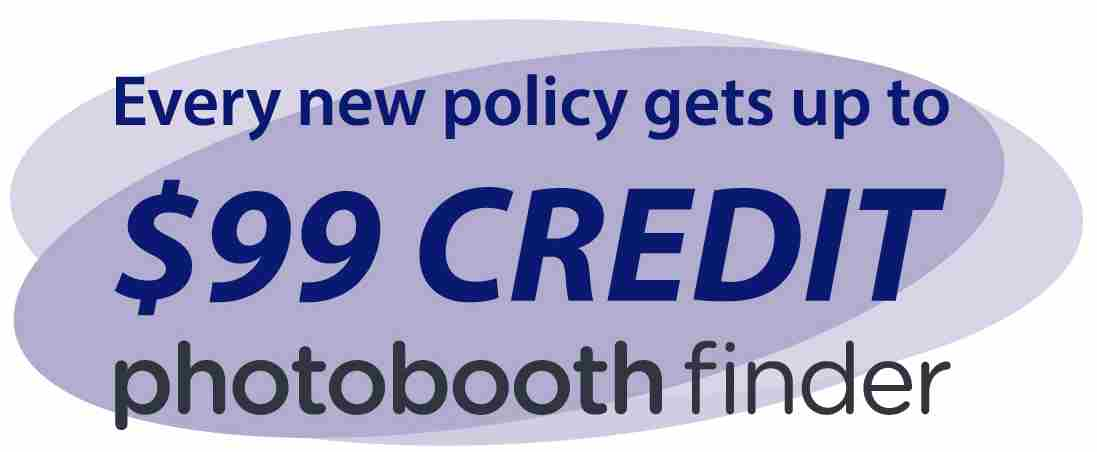 $99 Credit on PhotoboothFinder